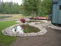 "Residential Landscaping - ""after"""